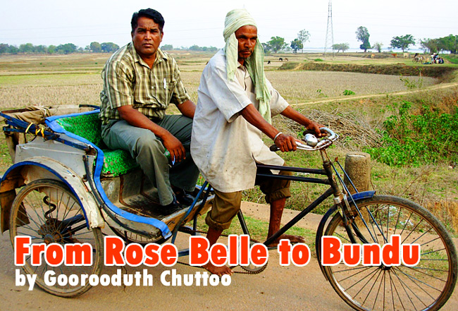 From Rose Belle to Bundu - by Goorooduth Chuttoo