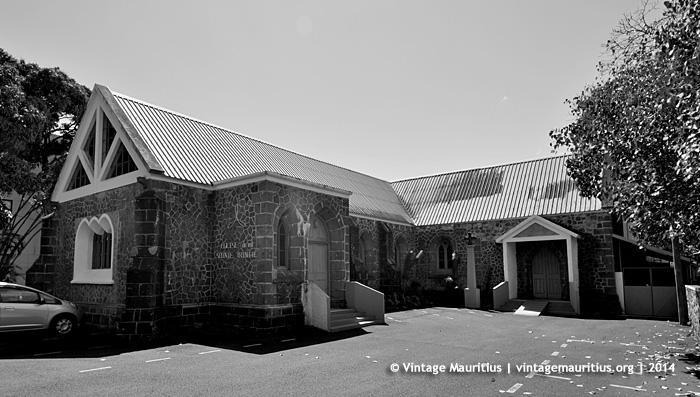 Rose Hill - Holy Trinity Church - Mauritius