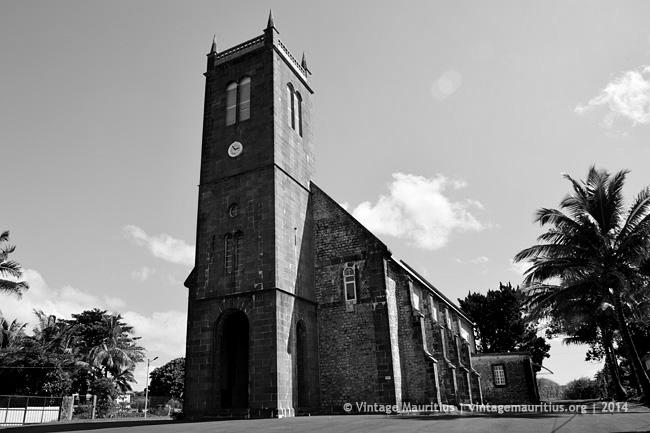 Saint Julien Church - Mauritius