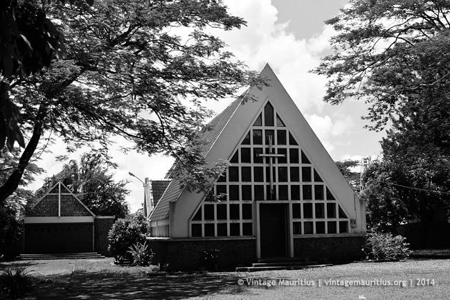 Solitude - Notre Dame de L'Esperance Church