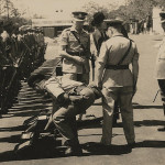 Special Mobile Force (SMF) Inspection at the Quarters – 1968