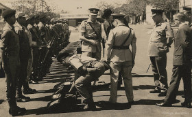 Special Mobile Force (SMF) Inspection - Mauritius - 1968