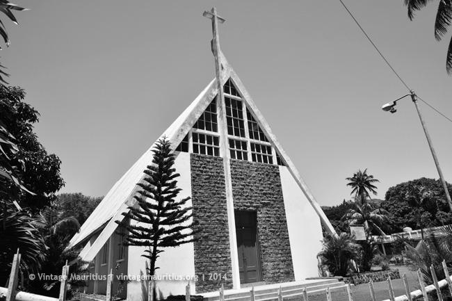 St Andrews Church Quatre Bornes