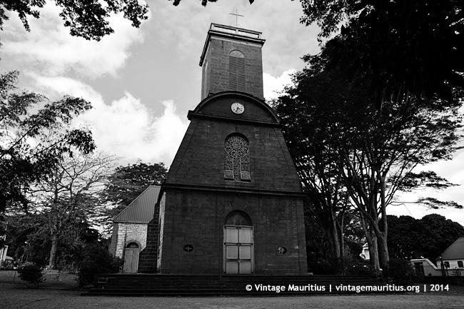 Pamplemousses - Saint Francois D'Assise Church - Constructed: 1756
