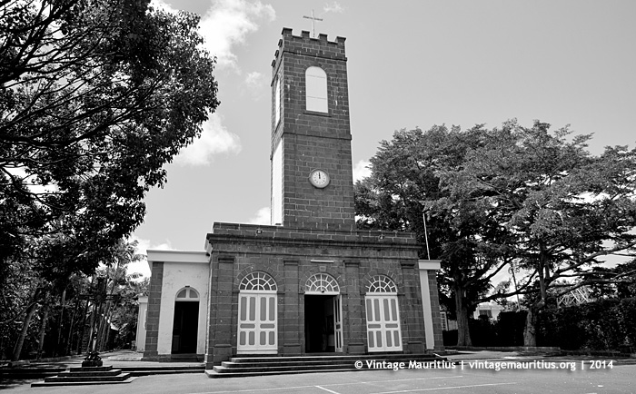 St Pierre Church - Mauritius - Constructed: 1854