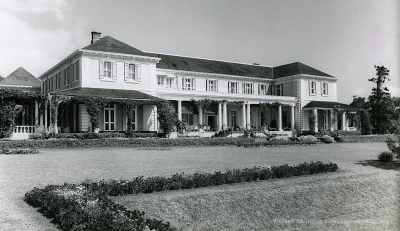 State House - Chateau Reduit - 1960s