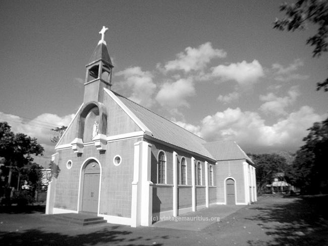 Tamarin-St-Benoit-Church