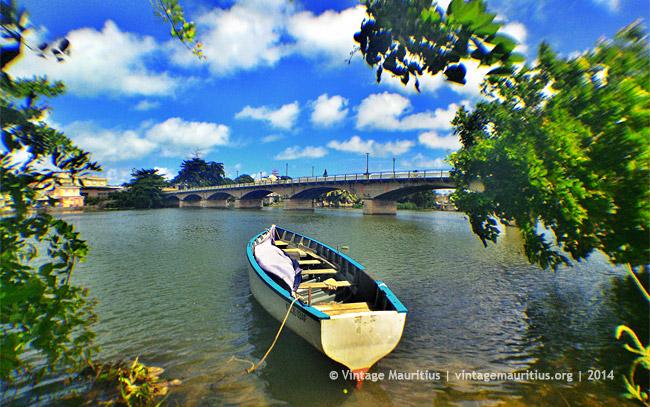 The Mahebourg Cavendish Bridge
