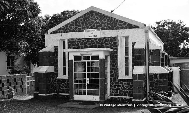 Triolet - Old Adventist Church
