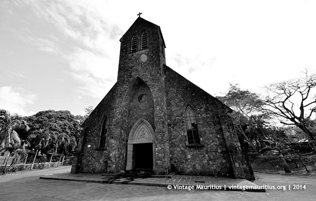 Trou D'Eau Douce - Notre Dame du Bon Secours Church - Constructed: 1990