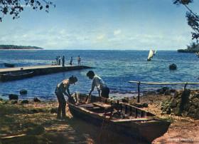 Trou D'eau Douce Village Mauritius