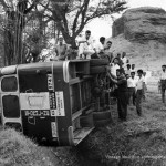 UBS Stormline Bus Accident at Cite Vallijee around 1970s