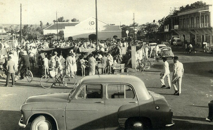 Vacoas Market 1965