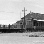 Vacoas – Old Post Office and Ex-Railway Station – 1968