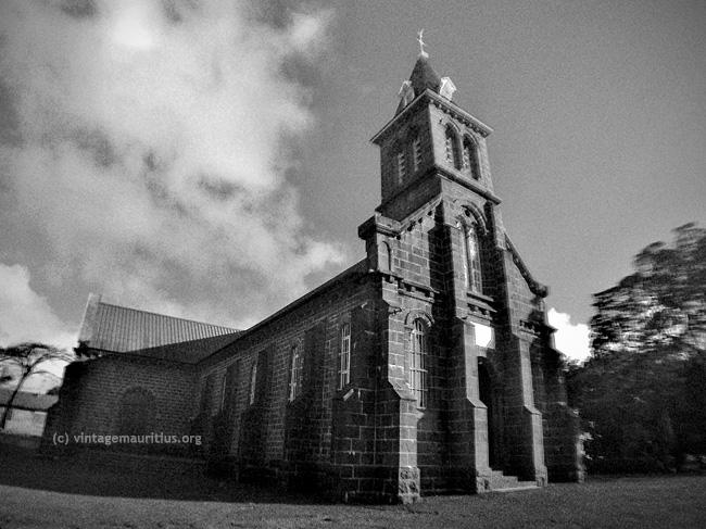 Vacoas-St-Paul-Church
