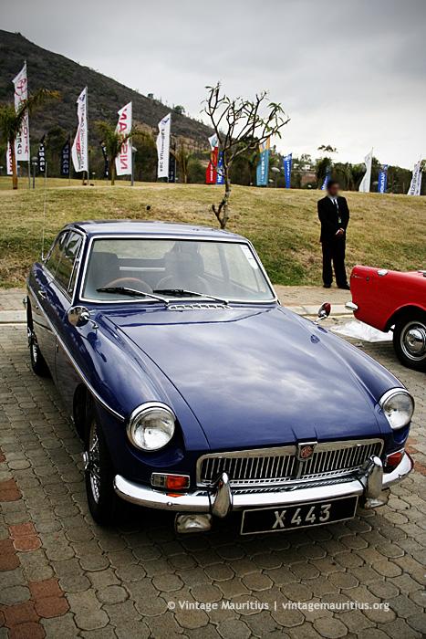 Vintage Mg Car Mauritius Vintage Mauritius