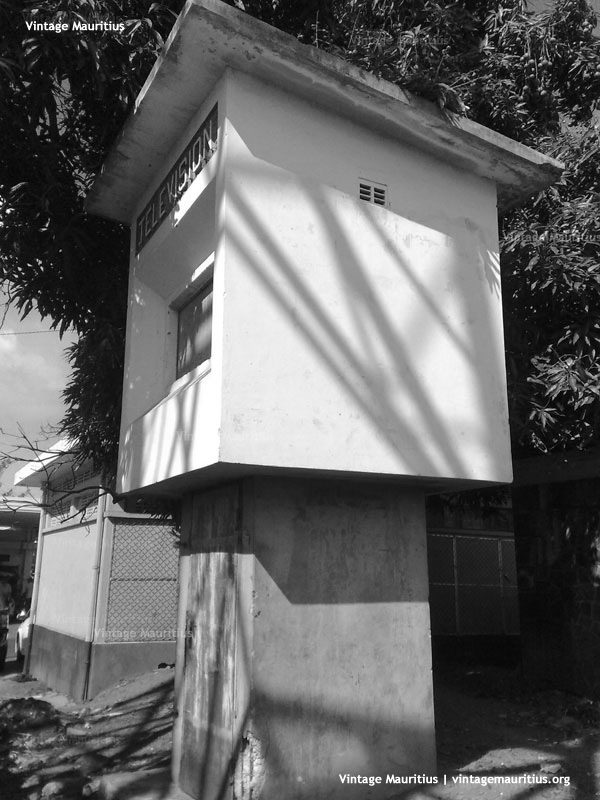 Public Television - Mauritius - 1960s