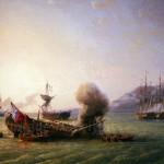La Bataille de Grand Port – par Jean Marie Chelin